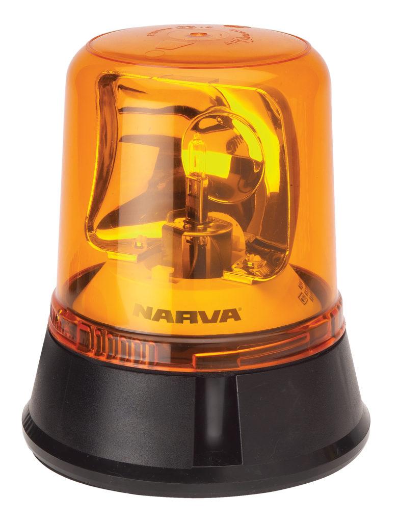 Beacon revolving light Narva mine spec