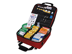First aid kits for sites