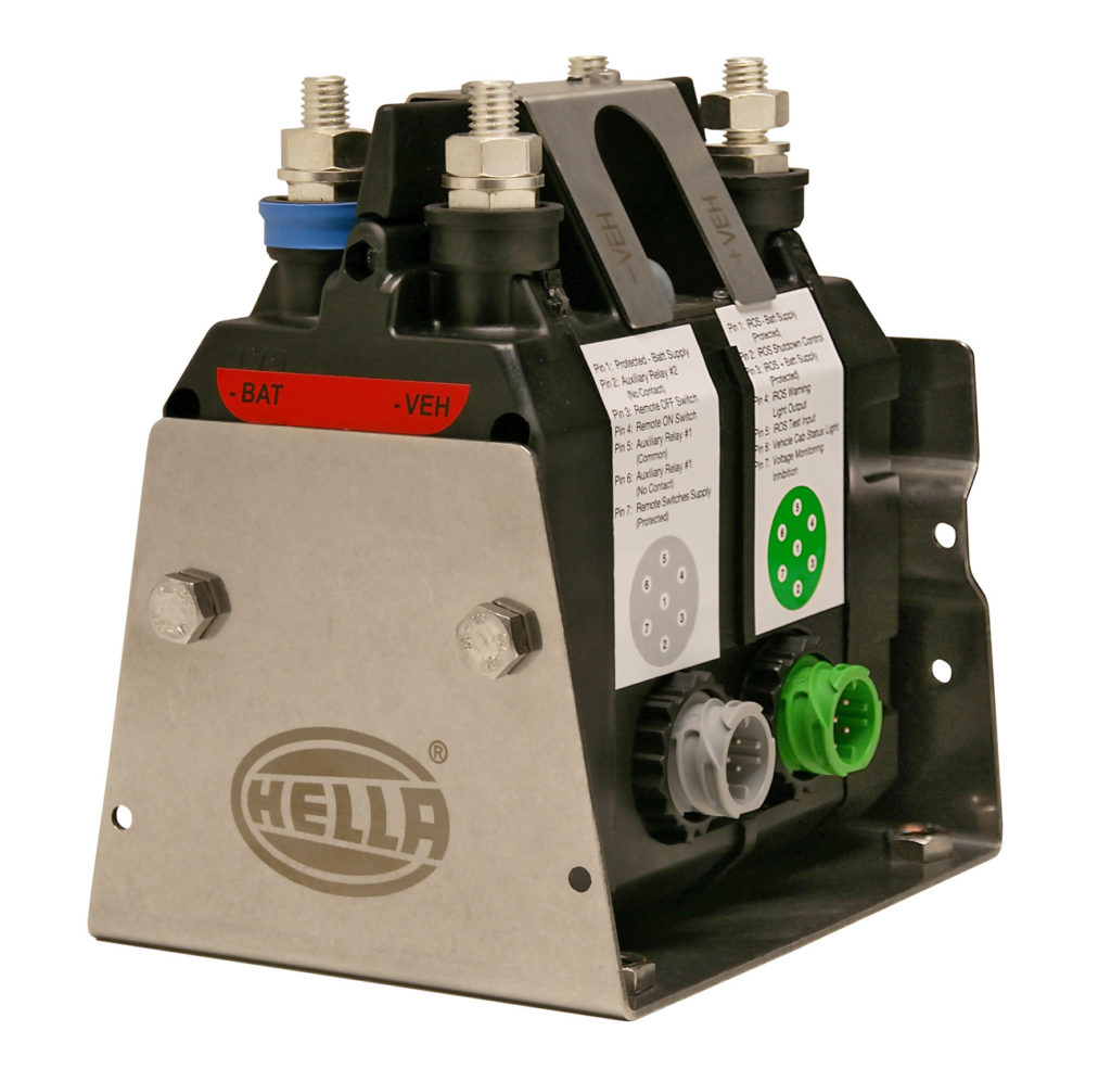 Hella HM4660A rollover protection device