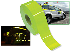 Reflective tapes - visibility 3M