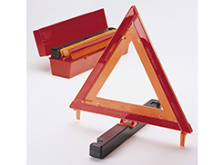 Safety accessories - safety triangles