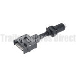 Trailer plug and socket adapter product image sold at Trailer Spares Direct