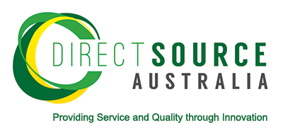 Direct Source Australia Logo - Providing service and quality through innovation