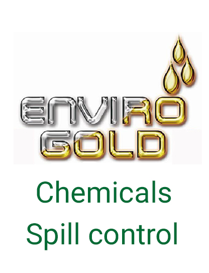 Enviro Gold Chemical Spill control brand logo