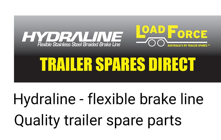 Hydraline LoadForce Trailer Spares Direct brand logos